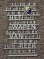 Reek (Landerd) muurdecoratie Het wapen van Reek.JPG