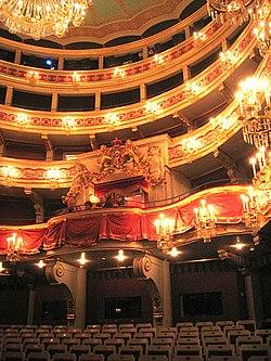 definition of auditorium