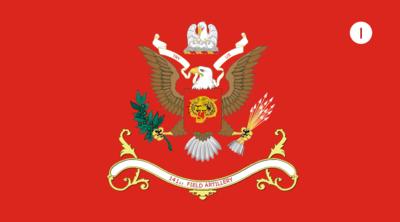 Regimental Colors Washington Artillery