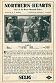Release flier for NORTHERN HEARTS, 1913.jpg
