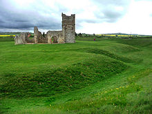 Remains of Knowlton church and henge - geograph.org.uk - 1295979.jpg