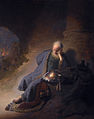 Rembrandt - Jeremiah lamenting.jpg