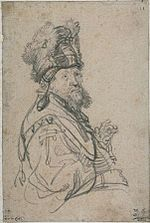 Rembrandt Bearded Old Man with a Fur Cap.jpg