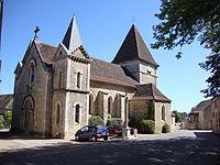 Remigny (Saône-et-Loire, Fr) église.JPG