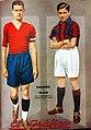 Renganeschi (Independiente) y Villalba (San Lorenzo) - El Gráfico 796.jpg