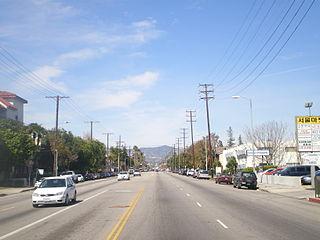 Reseda Boulevard