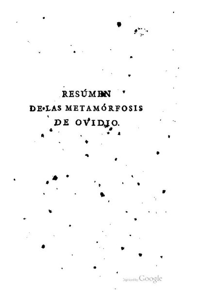 Metamorphoses pdf ovidio