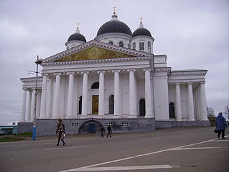 Arzamas - Resurrection Cathedral