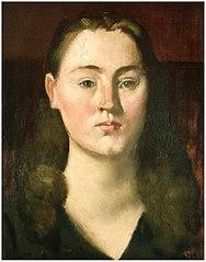 Retrato de la Baronesa Lefèvre