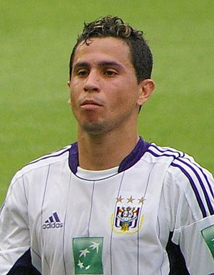 Qarabağ FK - Reynaldo is one of the most goalscoring players for the club.