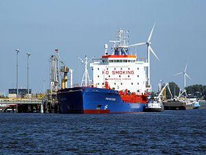 Rheinstern, Port of Amsterdam, Holland 09-Sep-2006.jpg