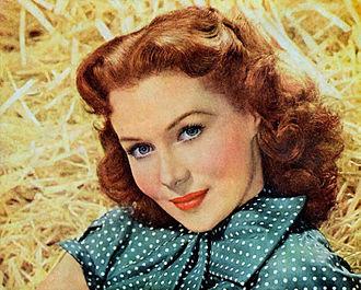 Rhonda Fleming - Fleming in 1951