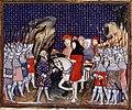 Richard II encountering the soldiers of the Earl of Northumberland.jpg
