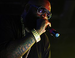 Rick Ross Performance nel 2014