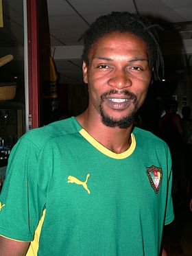 Image illustrative de l'article Rigobert Song