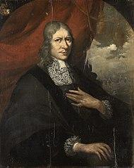 Portrait of Rycklof van Goens (1619-82). Gouverneur-generaal (1678-81)