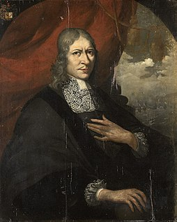 Rijcklof van Goens Dutch colonial governor