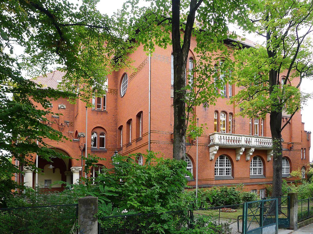lilienthal gymnasium berlin lichterfelde wikipedia
