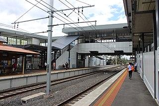 Ringwood railway station, Melbourne
