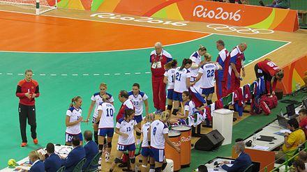 ol 2016 håndbold resultater