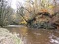 River Wyre in flood - geograph.org.uk - 1039388.jpg