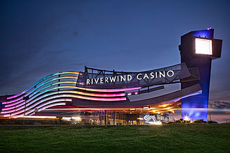 Riverwind Casino - Image: Riverwind Casino