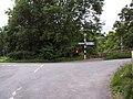Road junction near Rievaulx - geograph.org.uk - 574297.jpg