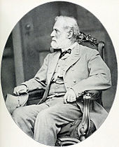 Lee photographed in 1865
