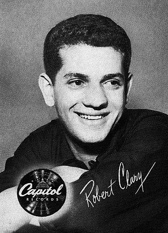 Robert Clary - Clary circa 1950, as a Capitol recording artist
