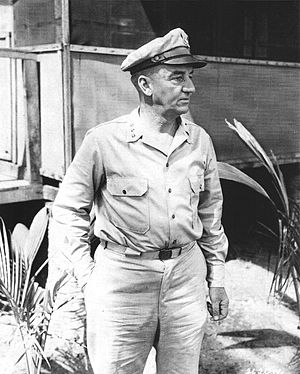 Robert L. Eichelberger - Eichelberger in May 1944.