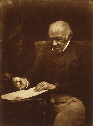 Robert Reid (architect) - Robert Reid in 1847, by Hill & Adamson.