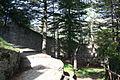 Rocca di Arquata del Tronto - area attrezzata del parco.JPG