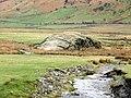 Roche moutonnée in Nant Ffrancon - geograph.org.uk - 110277.jpg