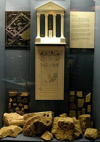 Durovernum Cantiacorum - Image: Roman Museum 098
