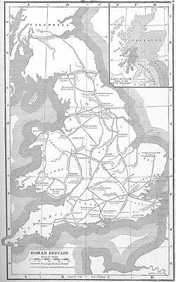 A római kori Britannia