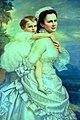 Romania-1568 - Queen Elisabeth-Pauline-Otilia-Luisa (7625214402).jpg