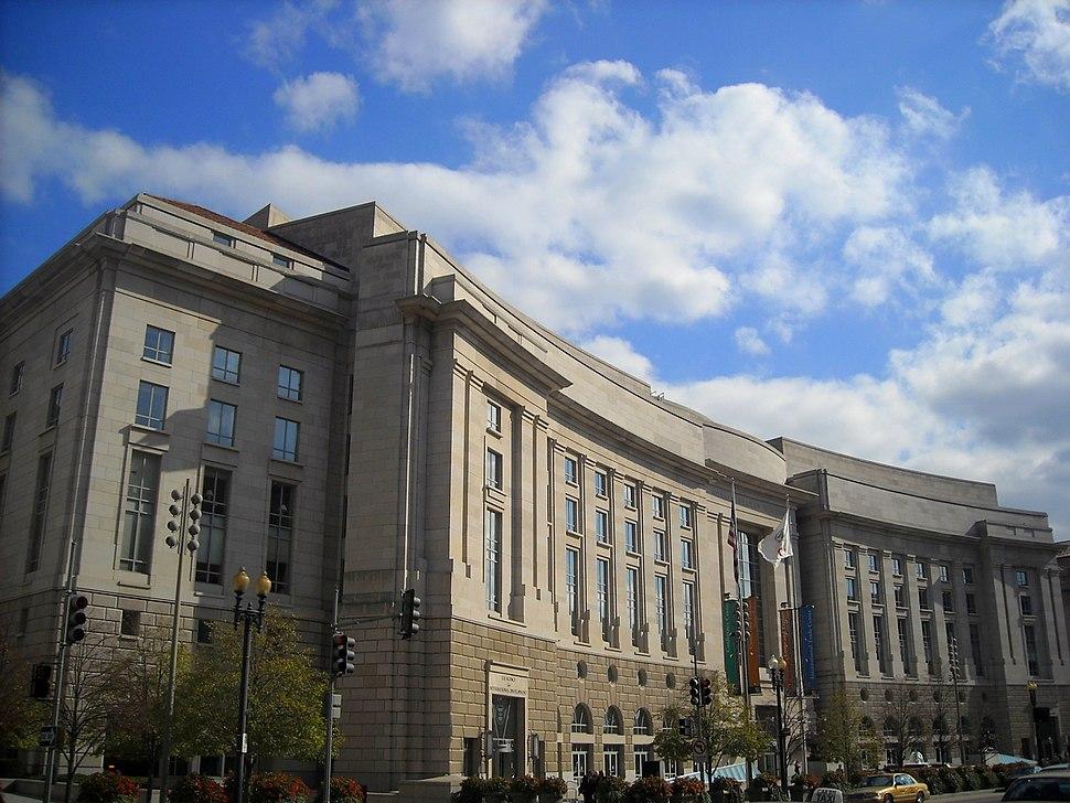 Ronald Reagan Building - Washington, DC