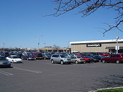 Castor Gardens is the location of Roosevelt Mall