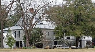 Roselawn (Allendale, South Carolina) - Roselawn in 2017