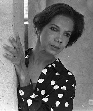 Rosenda Monteros - Image: Rosenda Monteros (cropped)