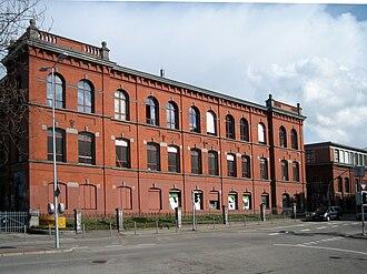 Rote Fabrik - Rote Fabrik