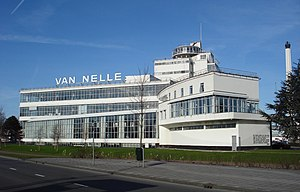 1929 in architecture - Van Nelle Factory, Rotterdam