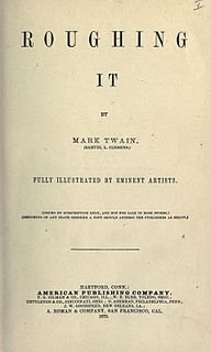 book by Mark Twain