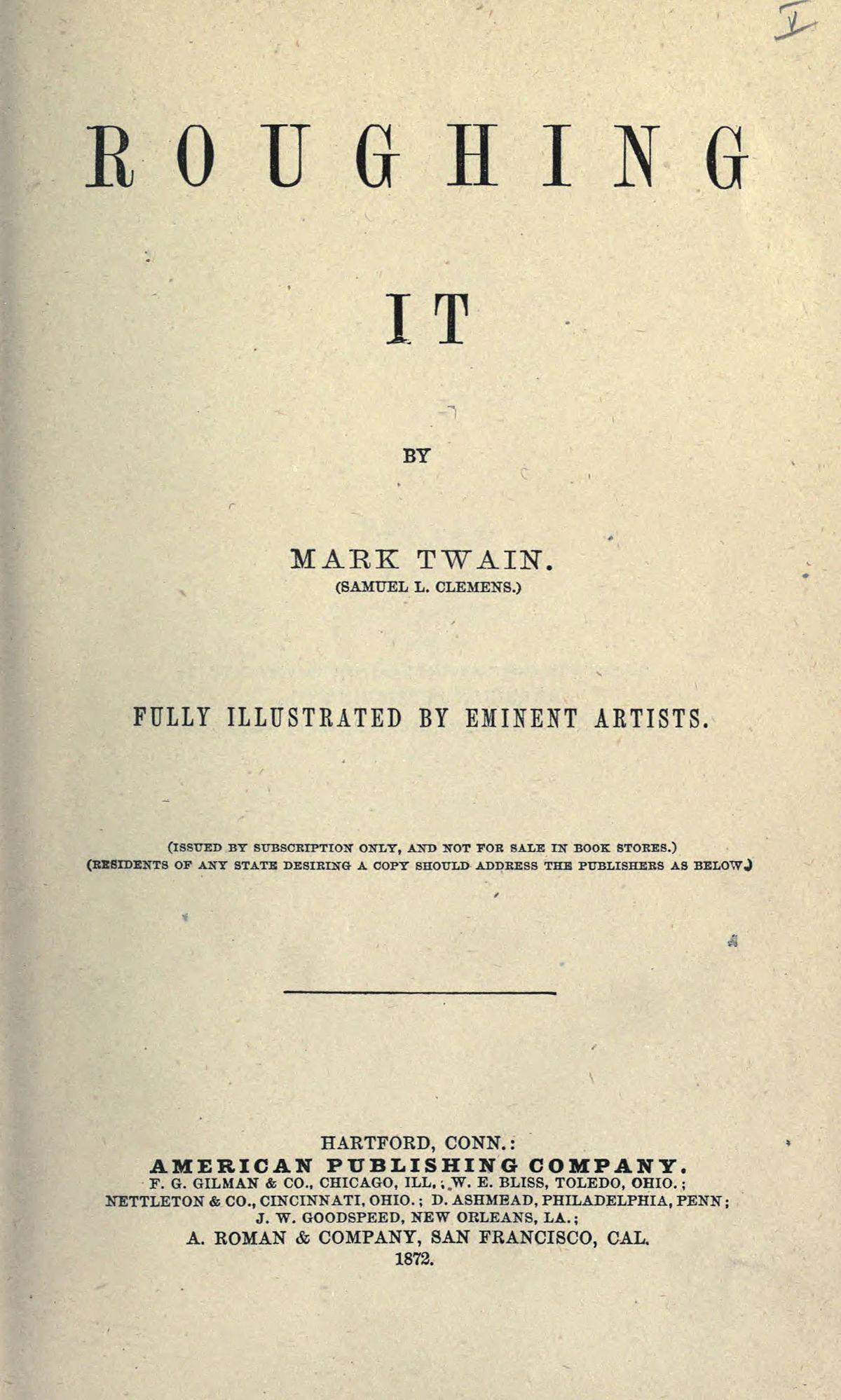 Mark Twain's Top 10 Writing Tips