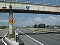 Route no4 Kasukabe-Koga bypass in Satte City Saitama prefecture 20150430 112436.jpg