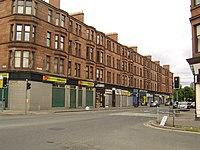Row of shops, Yoker - geograph.org.uk - 470011.jpg