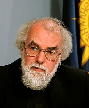 Rowan Williams - Image: Rowan Williams 001b