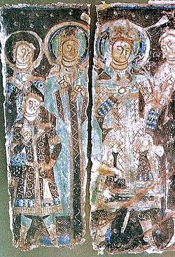 Koninklijke familie, Cave 17, Kizil Caves.jpg