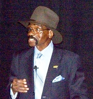 Rubin Carter - at Bunker Hill Community College (2011)