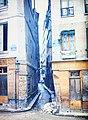 Rue Beaubourg, rue de Venise, Paris, autochrome 1914.jpg